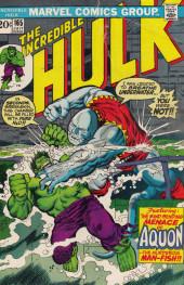Incredible Hulk (The) (1968) -165- The green-skinned god