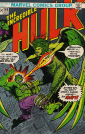 Incredible Hulk (The) (1968) -168- The hate of the Harpy