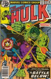 Incredible Hulk (The) (1968) -232- The battle below