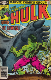 Incredible Hulk (The) (1968) -244- It lives!