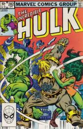 Incredible Hulk (The) (1968) -282- Again, Arsenal