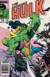 Incredible Hulk (The) (1968) -310- Banner redux