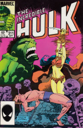Incredible Hulk (The) (1968) -311- Life is a four-letter word!