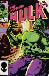Incredible Hulk (The) (1968) -312- Monster