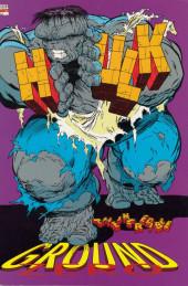 Incredible Hulk (The) (1968) -INT- The Incredible Hulk: Ground zero
