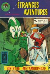 Étranges aventures (1re série - Arédit) -Rec3725- Album N°3725 (n°60 et n°61)