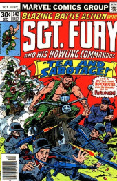 Sgt. Fury and his Howling Commandos (Marvel - 1963) -142-