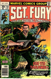 Sgt. Fury and his Howling Commandos (Marvel - 1963) -144- On To Tarawa !