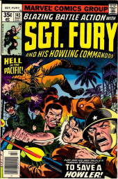 Sgt. Fury and his Howling Commandos (Marvel - 1963) -145- To save a Howler !