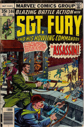 Sgt. Fury and his Howling Commandos (Marvel - 1963) -146- The Assassin !