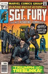 Sgt. Fury and his Howling Commandos (Marvel - 1963) -147- Triumph At Treblinka !