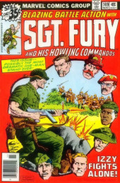 Sgt. Fury and his Howling Commandos (Marvel - 1963) -149- Izzy fights alone !