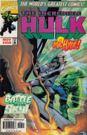Incredible Hulk (The) (1968) -458- Crash and burn