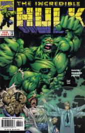 Incredible Hulk (The) (1968) -461- Self destruction