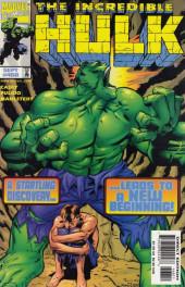 Incredible Hulk (The) (1968) -468- A dark green life