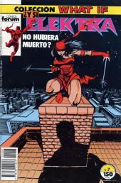 What If? (édition espagnole) -7- ¿Y si Elektra no hubiera muerto?