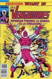 What If? (édition espagnole) -8- ¿Y si Los Vengadores hubieran perdido La Guerra de la Evolución?