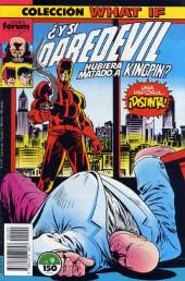 What If? (édition espagnole) -9- ¿Y si Daredevil hubiera matado a Kingpin?