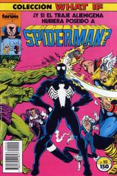 What If? (édition espagnole) -10- ¿Y si el traje alinígena hubiera poseído a Spiderman?