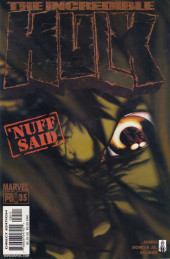 Incredible Hulk (The) (Marvel comics - 2000) -35- Silent running