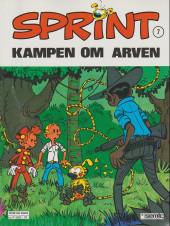Sprint -7- Kampen om arven