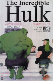 Incredible Hulk (The) (Marvel comics - 2000) -38- Last chance cafe