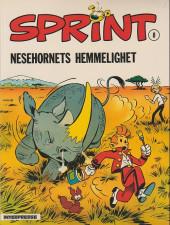 Sprint -8- Nesehornets hemmelighet