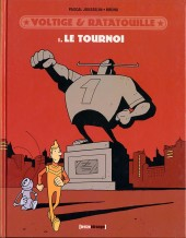 Voltige et Ratatouille -71- Le tournoi