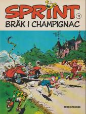 Sprint -13- Bråk i Champignac