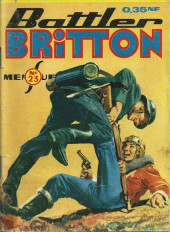 Battler Britton (Imperia) -23- Dans le repaire des requins