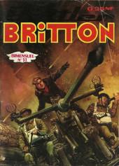 Battler Britton -51- Les généraux