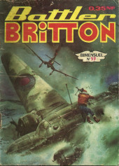 Battler Britton -53- Le texan