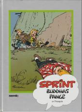 Sprint -5b95- Buddhas fange