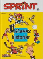 Sprint -53- 4 klassiske historier