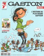Gaston (Hors-série) - Gaston de A à Z (L'histoire du plus grand gaffeur)