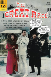 Movie Classics (Dell - 1962) -299- The Great Race