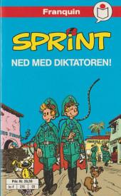 Sprint -9- Ned med diktatoren !