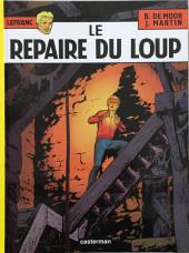 Lefranc -4e17- Le repaire du loup