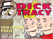 Dick Tracy (The Complete Chester Gould's) -24- Vol.24 :1967-1969