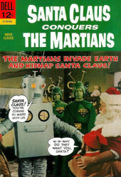 Movie Classics (Dell - 1962) -725- Santa Claus Conquers the Martians