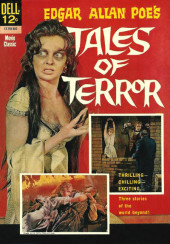 Movie Classics (Dell - 1962) -793- Edgar Allan Poe's Tales of Terror