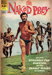 Movie Classics (Dell - 1962) -545- The Naked Prey