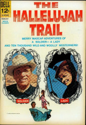 Movie Classics (Dell - 1962) -307- The Hallelujah Trail