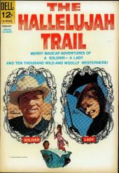 Movie Classics (Dell - 1962) -307- The Hallelujah Trail