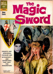 Movie Classics (Dell - 1962) -496- The Magic Sword