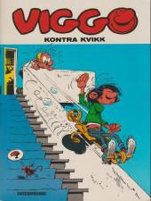 Gaston (en norvégien) -7a80- Kontra kvikk