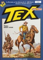 Tex (Stella d'oro) -2- Terra senza legge