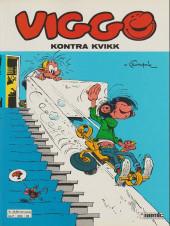 Gaston (en norvégien) -7a86- Kontra kvikk