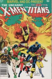 Uncanny X-Men and the New Teen Titans (The) (1982) -1- Apokolips... Now!