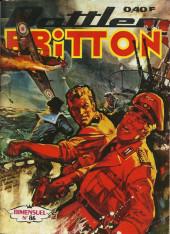 Battler Britton -86- Objectif manqué